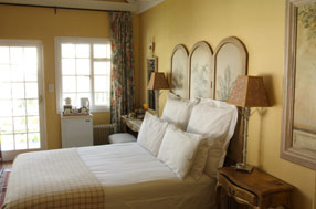 Bed and breakfast accommodation in Craighall Park, Johannesburg